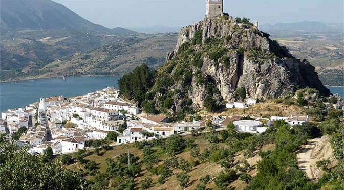 The White Villages of the Sierra de Grazalema