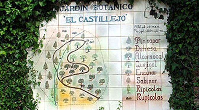 """""""El Castillejo"""" Botanic Gardens, El Bosque"""