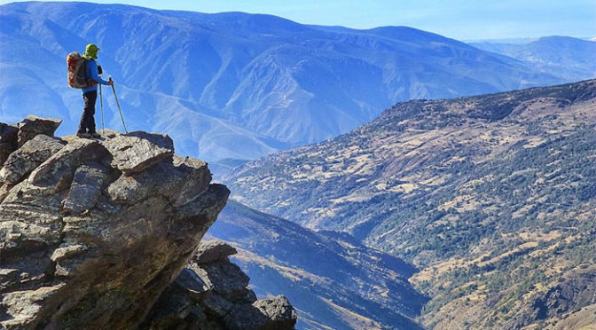walking alpujarras holidays