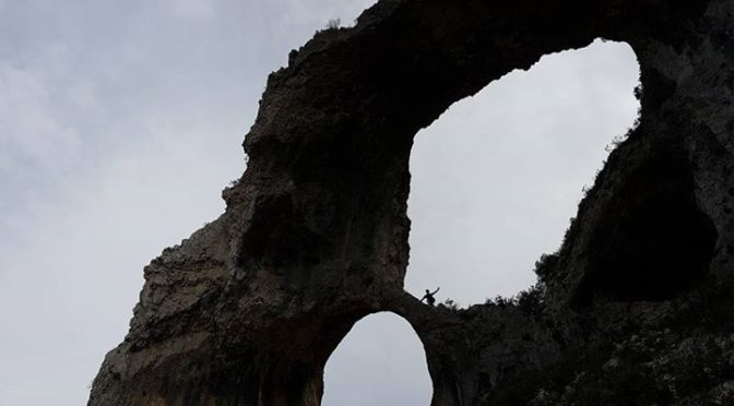 Amazing rock arches and great trails on the Tanxat circuit and Aixorta summit to…
