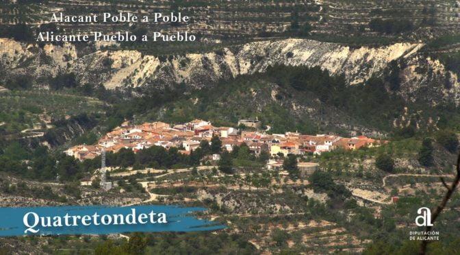 Our home  en el Valle del Seta, entre riscos y peñas, se asienta Quatretondeta, …