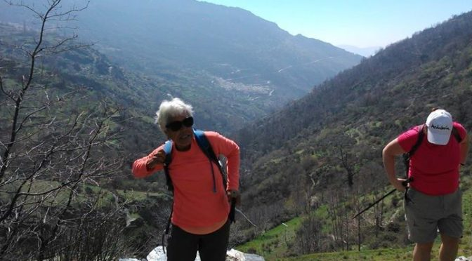 FULLY Booked Sierra Nevada 3 Villages Hike