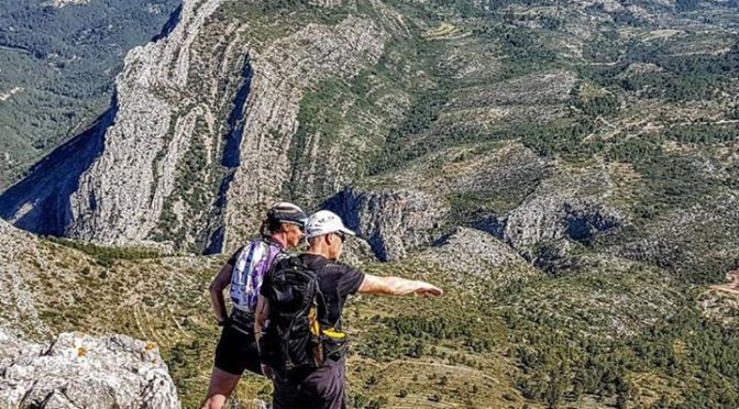 www.spanish-walking.com great new website about walking in the Costa Blanca moun…