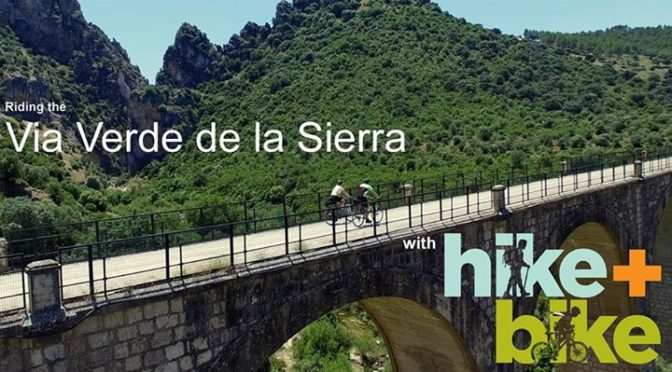 The Via Verde de la Sierra ride is proving to be popular once again this year.  …