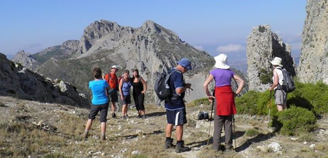 16th September 2017  Small group guided walking holiday.  6 to 8 people.  Extend…