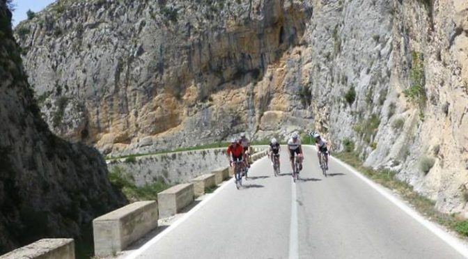Costa Blanca Road Cycling Week