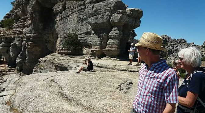 John Keo Walking Tours added 30 new photos to the album: El Torcal September 201…