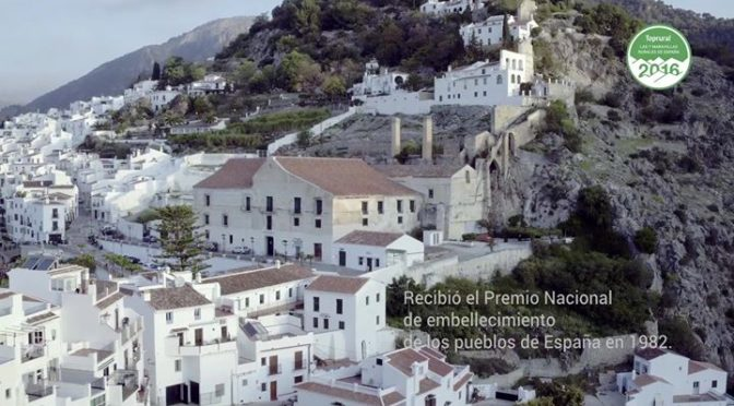 Walking Holidays based here in Frigiliana.  6 km from the sea with 10 buses a da…