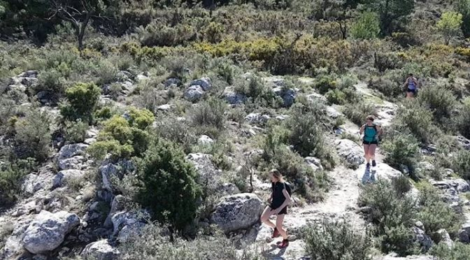 Costa Blanca Trail Running Week March 2018