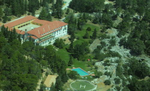 Located at the heart of the Cazorla Nature Reserve, in stunning natural surroundings, the Parador de Cazorla