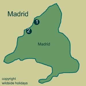 Natural Parks in Spain - Madrid