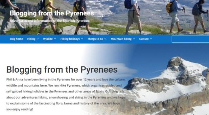 Hike Pyrenees – Some excellent articles to read!