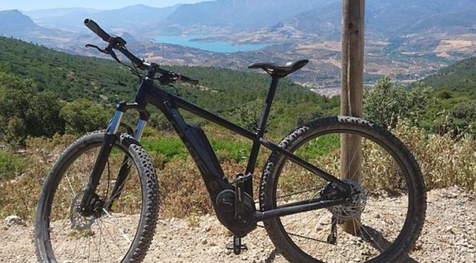 Hike and bike in Ronda