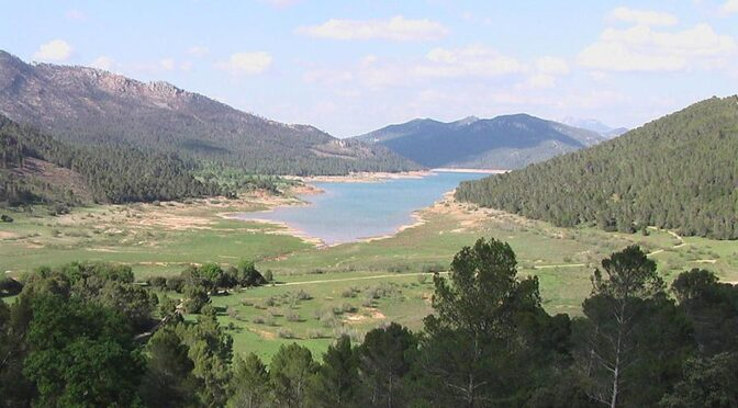The Sierra Cazorla, Segura y las Villas offers a great array of very well conserved ecosystems