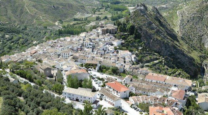 The Sierra de Castril, a limestone massif, is part of the Sierra Bética mountain range in Andalucia