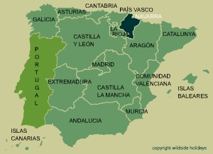 Navarra offers an extremely varied landscape