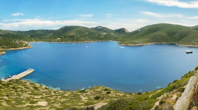 The Cabrera Archipelago Maritime Terrestrial National Park