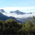 Grazalema high in the Sierra de Grazalema