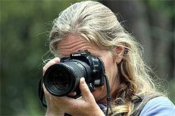 Sue Eatock - Wildside Holidays walking in Grazalema