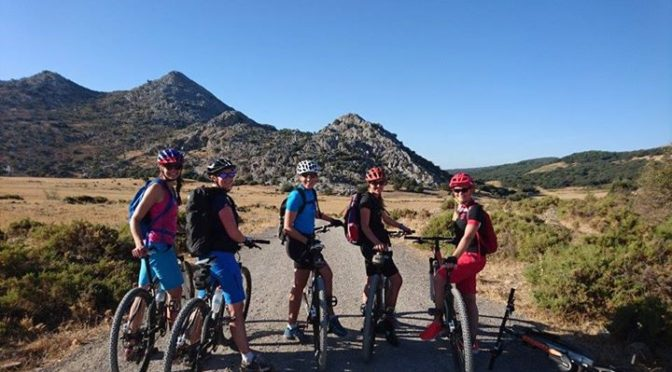 Hike + Bike added 13 new photos to the album: Riding the Grazalema MTB ride with…