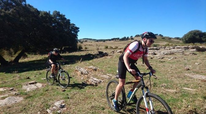 Hike + Bike added 8 new photos to the album: Riding the Grazalema Natural Park w…