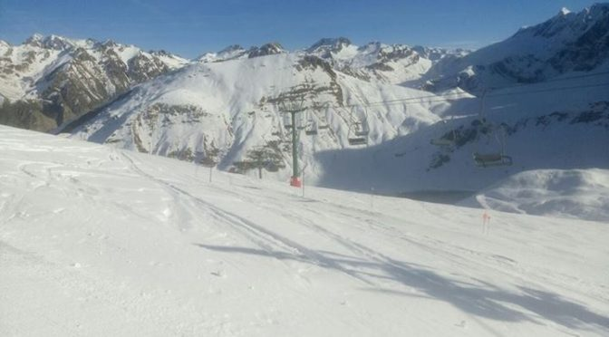 Both ski stations in the valley – Formigal and Panticosa – are open. There's qui…