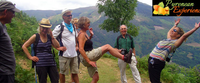The Pyrenean Experience walking, culture and language holidays in spain
