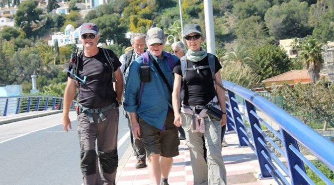 John Keo Walking Tours added 20 new photos to the album: PTS Walking Group Febru…