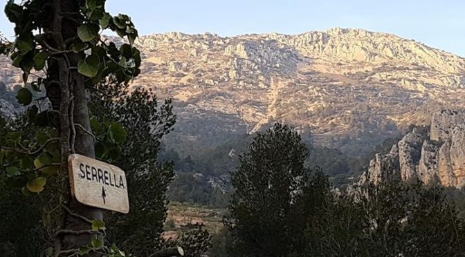 Immediately to the North of Abdet lie the Serrella mountains. Inhabited by Golde…