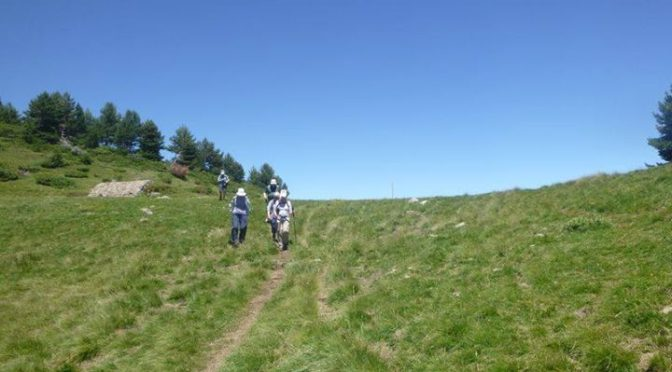 We've just finished a lovely weeks hiking with Linda and her friends from Yorksh…