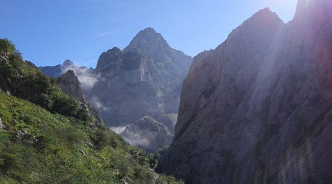 Last week Javier and I (Ken) were over in the magnificent Picos De Europa, runni…