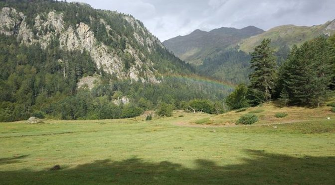 Hike Pyrenees added 20 new photos to the album: Vallede Tena Explorer 27th Aug -…