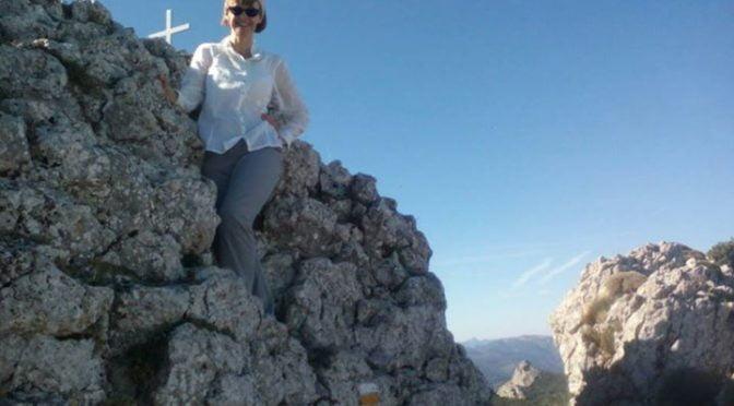 Day on the Sierra Serrella. Perfect autumn weather.    #mountainwalks  #Spain