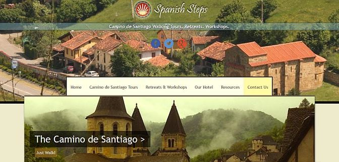 Spanish Steps – Culture, Gastronomy, Retreats and the Camino de Santiago