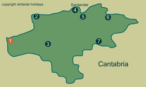 Natural Parks in Spain - Cantabria