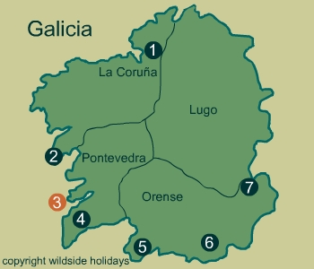 Natural Parks in Spain - Galicia