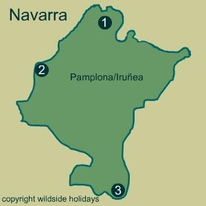 Natural Parks in Spain - Navarra