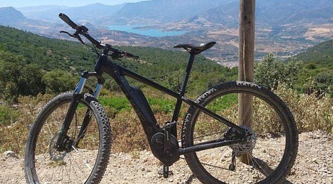 Hike and bike in Ronda