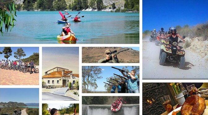 La Mariposa - Espuña adventure - Sierra de Espuña