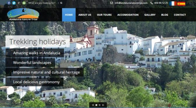 Andalucia Nature Trips