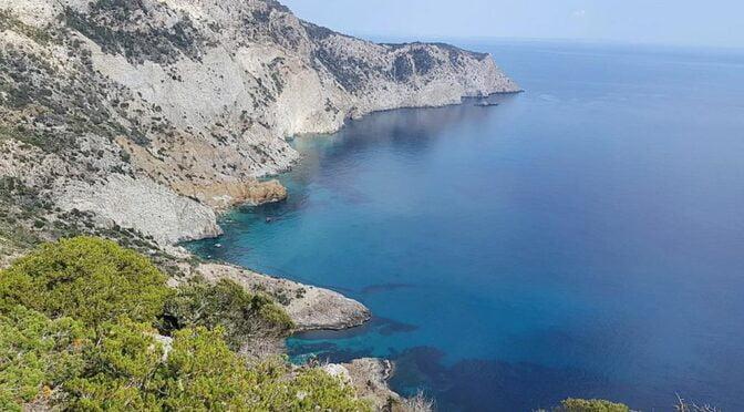 Cala d'Hort, Cap Llentrisca and Sa Talaia Natural Park