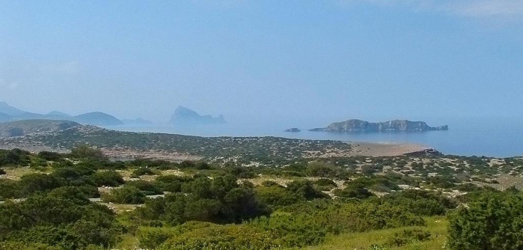 Es Vedrá, Es Vedranell and Islotes de Poniente Nature Reserve