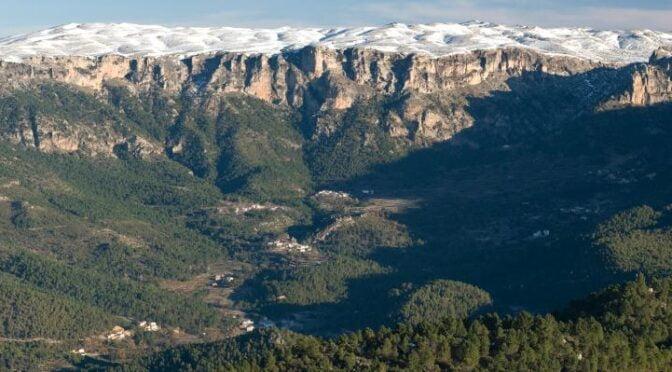 Calares del Rio Mundo y de la Sima Natural Park