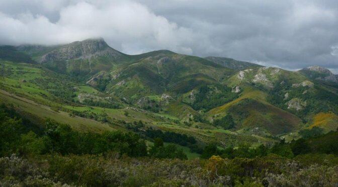 Montaña Palentina Natural park