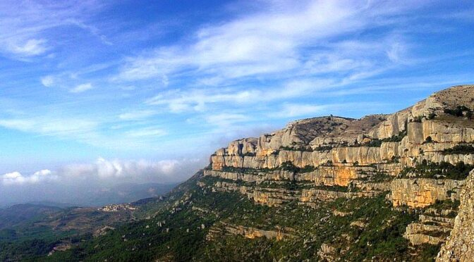 Serra de Montsant Natural Park