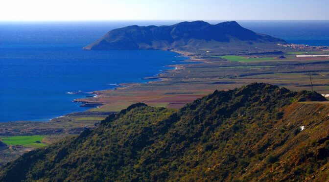 The Calnegre y Cabo Cope Regional Park (Parque Regional Calnegre y Cabo Cope) is located in the south of the Murcia Region close to the border with Andalucia.