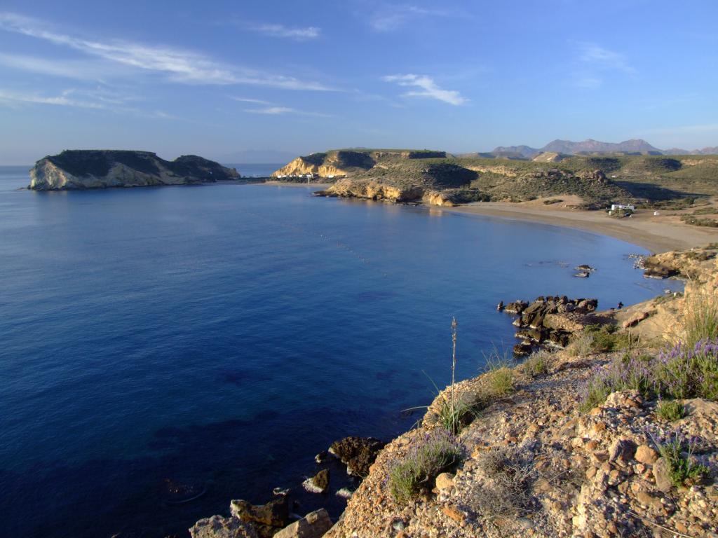 Protected landscapes (Paisajes protegidos) - Cuatro Calas