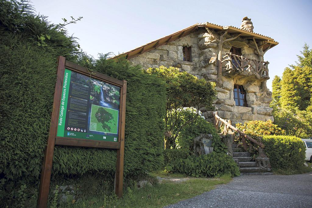 Monte Aloia Natural Park - Interpretation Centre
