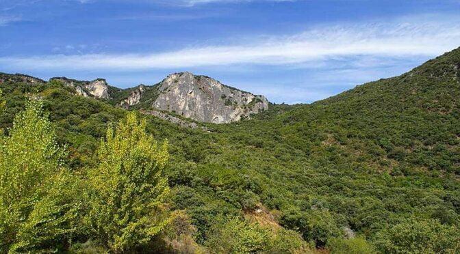 Serra da Enciña da Lastra Natural Park