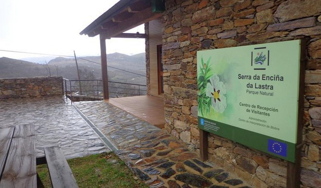 Serra da Enciña da Lastra Natural Park - Visitor Centre
